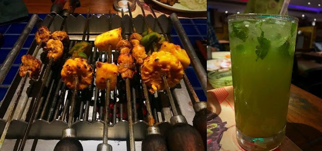 Starters by Barbeque Nation, New Delhi