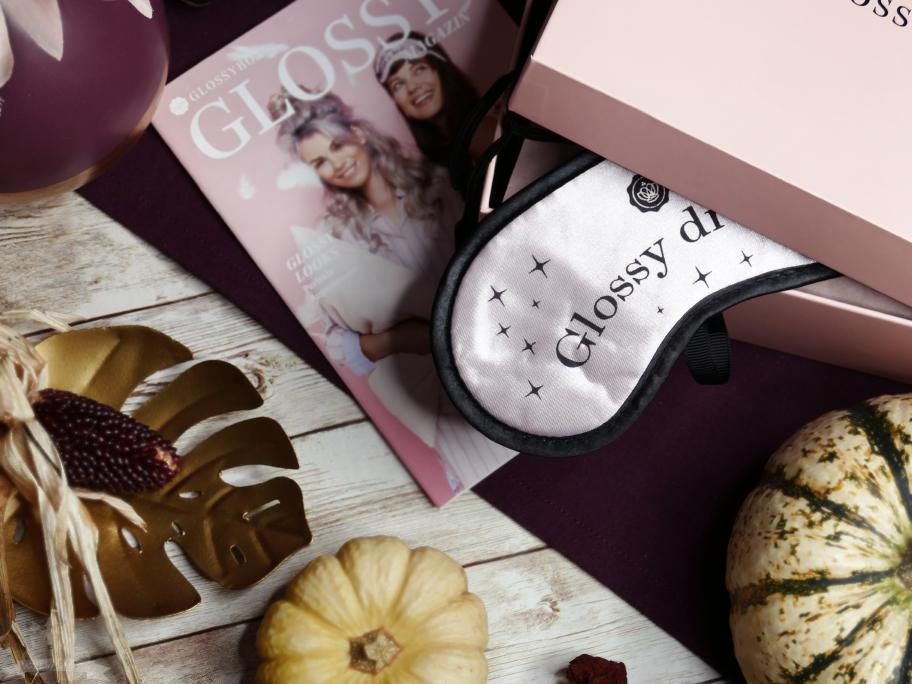 Glossybox Pyjama Party Edition Oktober 2018 Österreich
