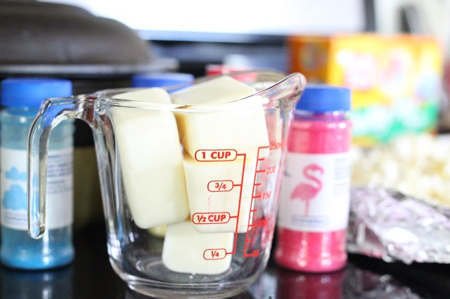 Vanilla Butter Popcorn Recipe