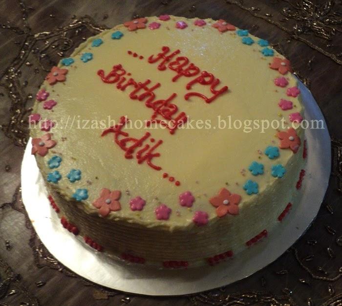 Happy Birthday Faiza Cakes