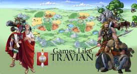 Games Like Travian,Travian