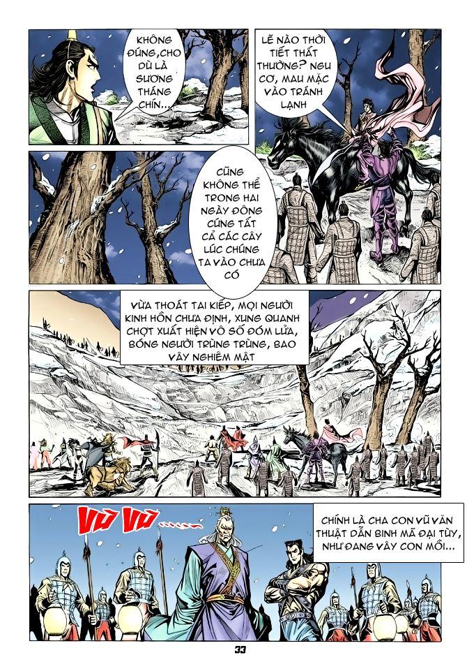 Đại Đường Uy Long chapter 55 trang 32