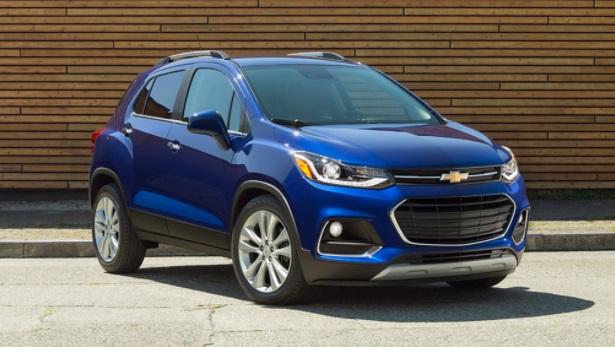 Harga dan Spesifikasi Chevrolet Trax