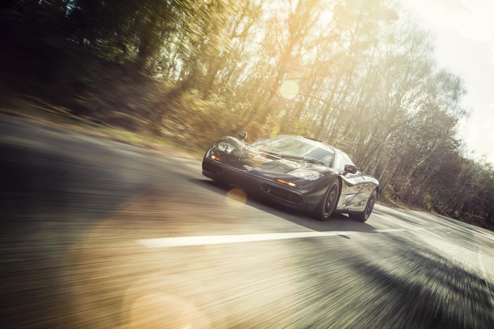 Siêu xe McLaren F1 là siêu xe hút khí tự nhiên nhanh nhất thế giới
