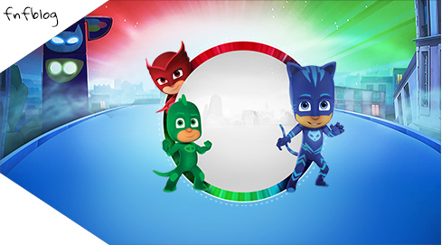 picture about Pj Masks Printable Images identify PJ Masks: Free of charge Bash Printables. - Oh My Fiesta! inside of english