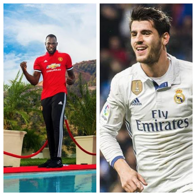 Romelu Lukaku vs Alvaro Morata compared: which striker is better ?