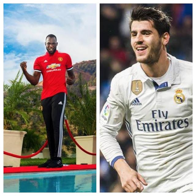 Romelu Lukaku vs Alvaro Morata compared: which striker is better ?
