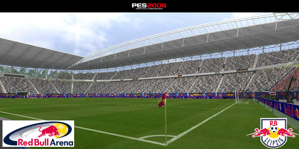 Stadium Ger Red Bull Arena Rb Leipzig Pes6patchesofficial Season 2017 2018 Hd