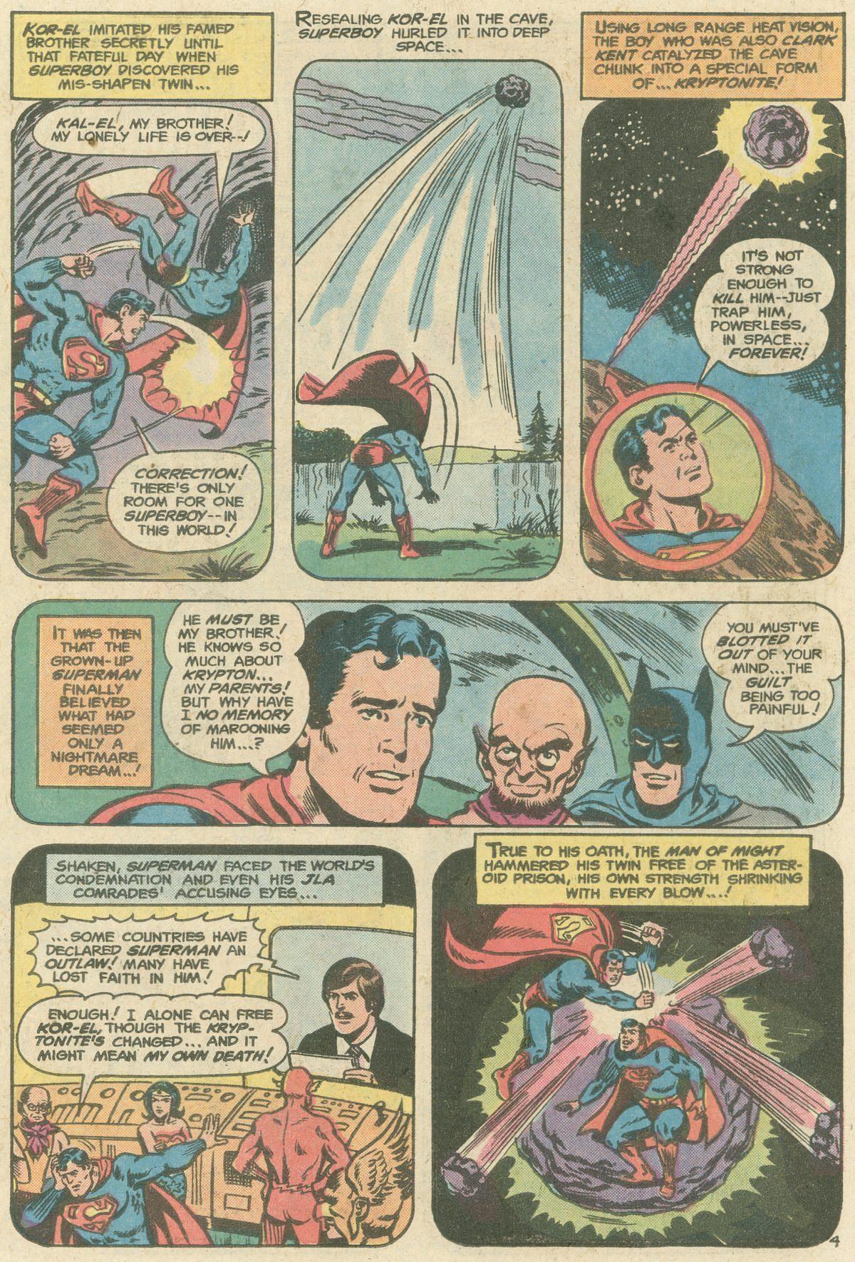 Read online World's Finest Comics comic -  Issue #247 - 7