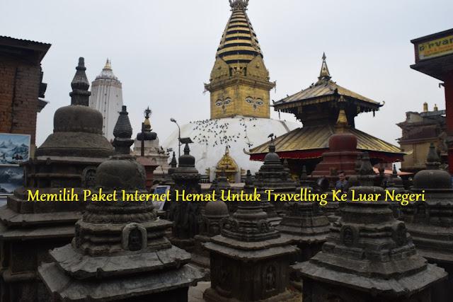 Memilih Paket Internet Hemat Untuk Travelling Ke Luar Negeri