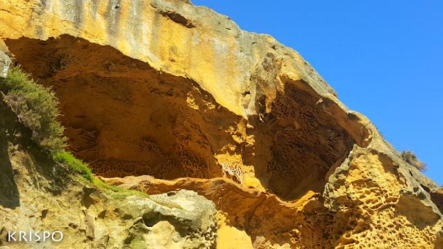 cueva natural de labetxu en jaizkibel