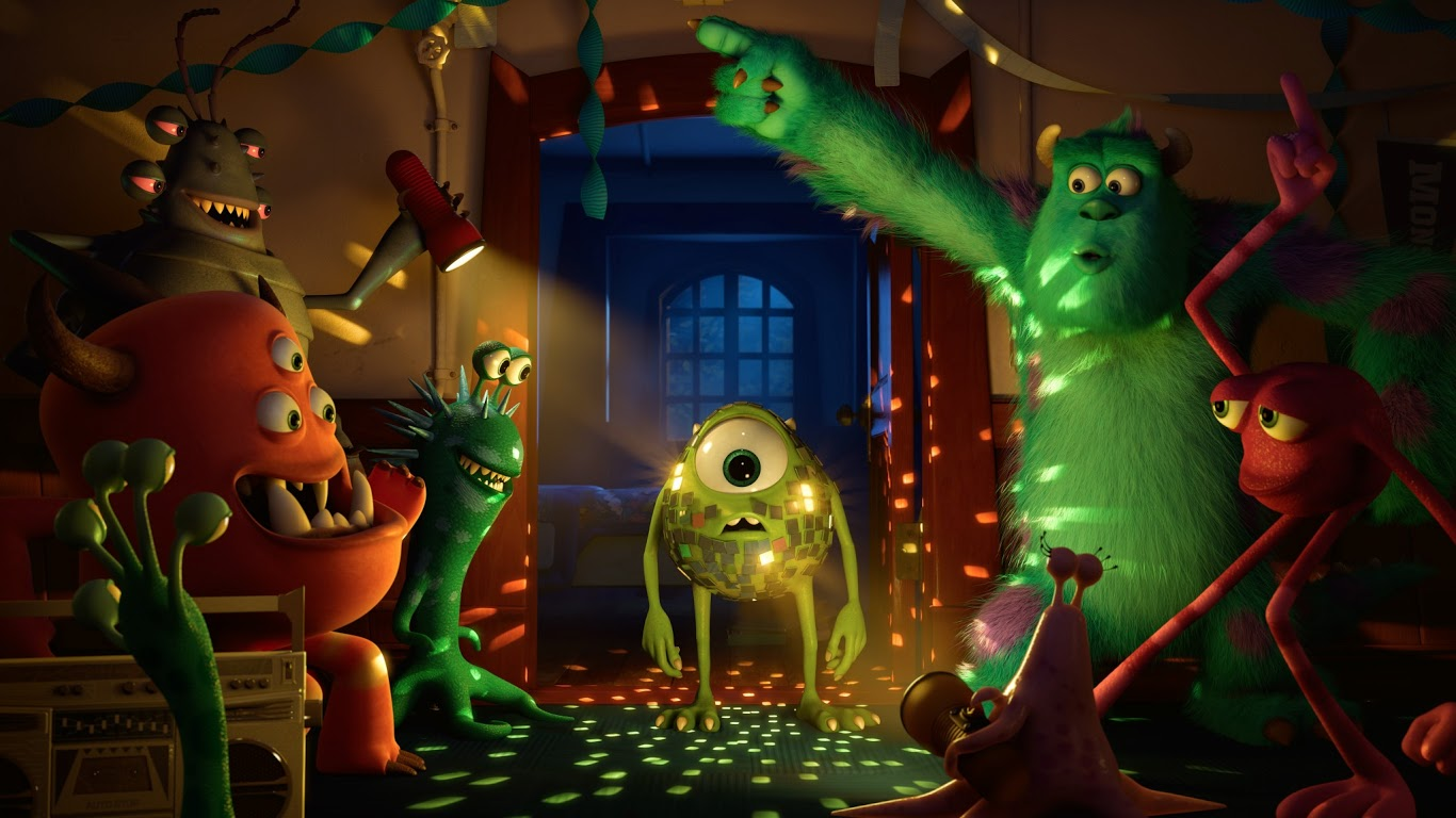 Watch Monsters University Full HD Online: June 2013
