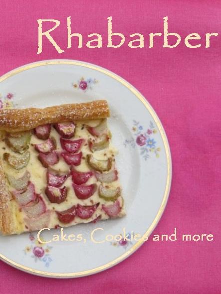 Rezept für Rhabarberwähe ohne Eier - Rhabarberkuchen