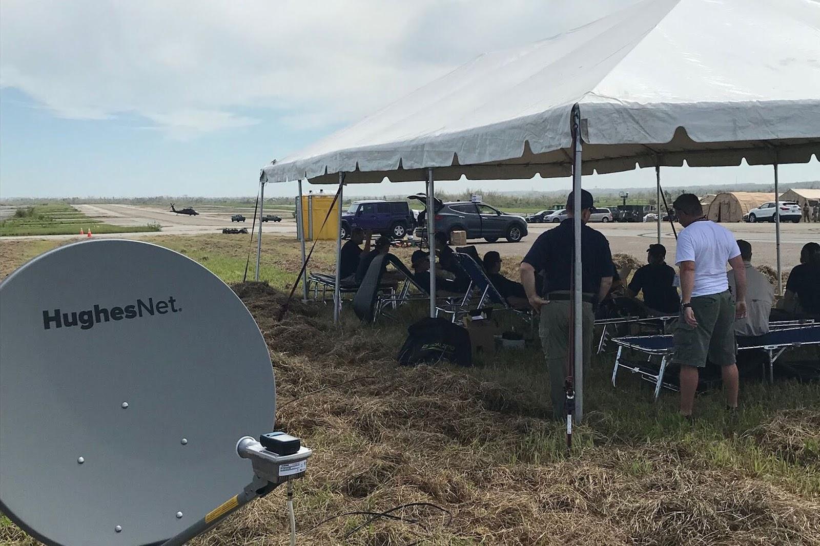 Hughes lanza servicio de Internet satelital de alta velocidad en Ecuador