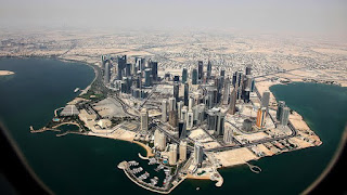 7. Downtown Doha, Qatar