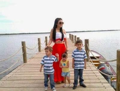 anak-anak Claudia Ochoa Felix