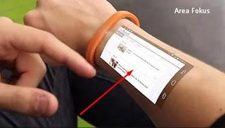 Teknologi Pengganti Smartphone