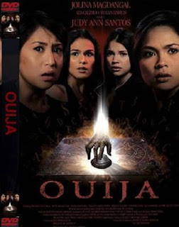 Ouija is a 2007 Filipino horror-thriller film from director Topel Lee, his paranormal first feature length, from the screenplay by Aloy Adlawan.