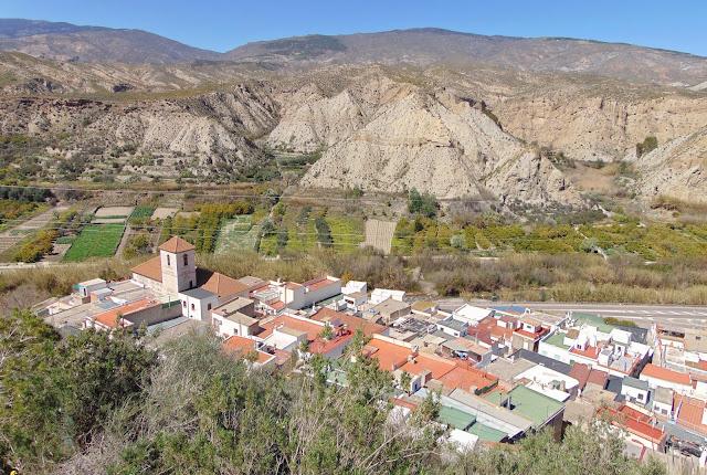 Maravillas de Almería: Rágol, pueblo amable y hospitalario
