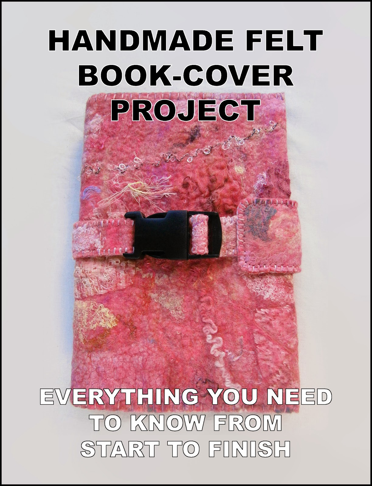 Book Cover Page Ideas ~ Felt by zed book cover project