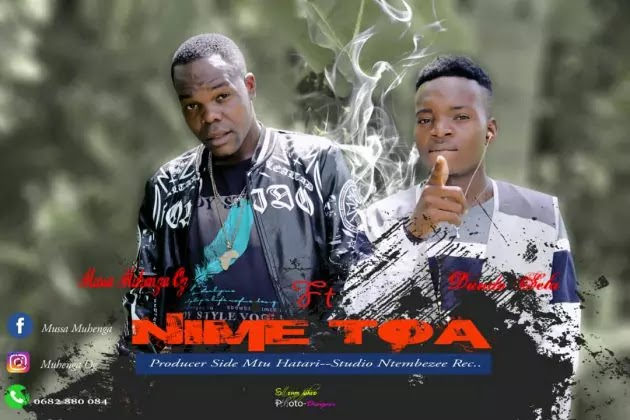 Download Audio | Musa Muhenga ft Dundo Sela - Nimeitoa (Singeli)