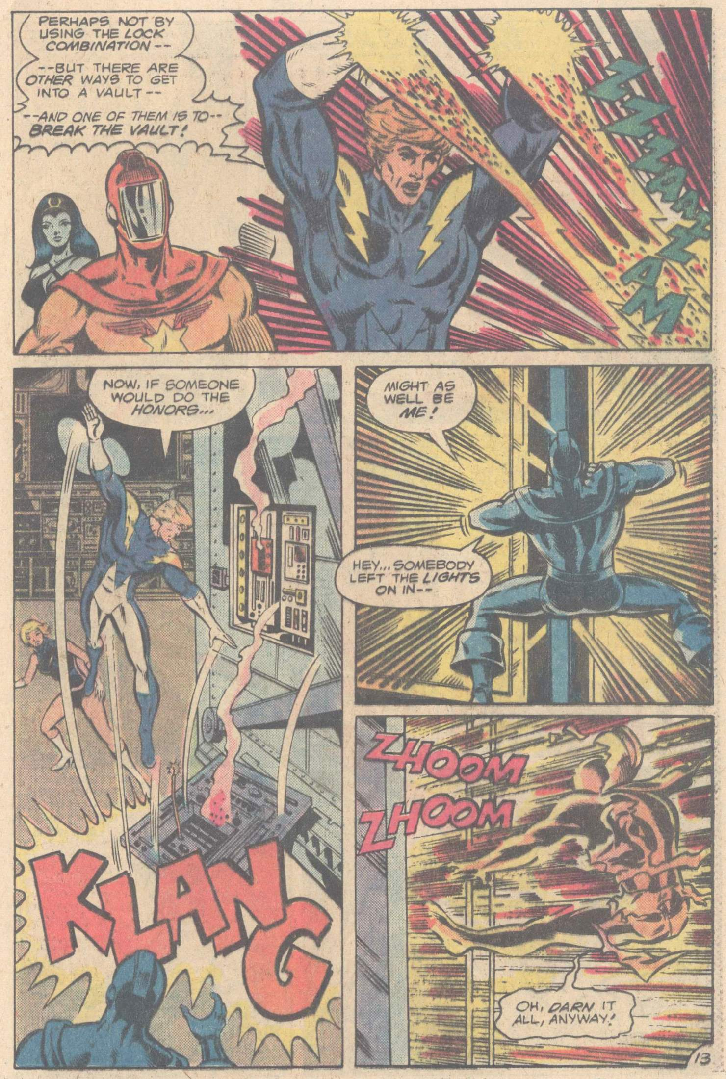 Legion of Super-Heroes (1980) 264 Page 24