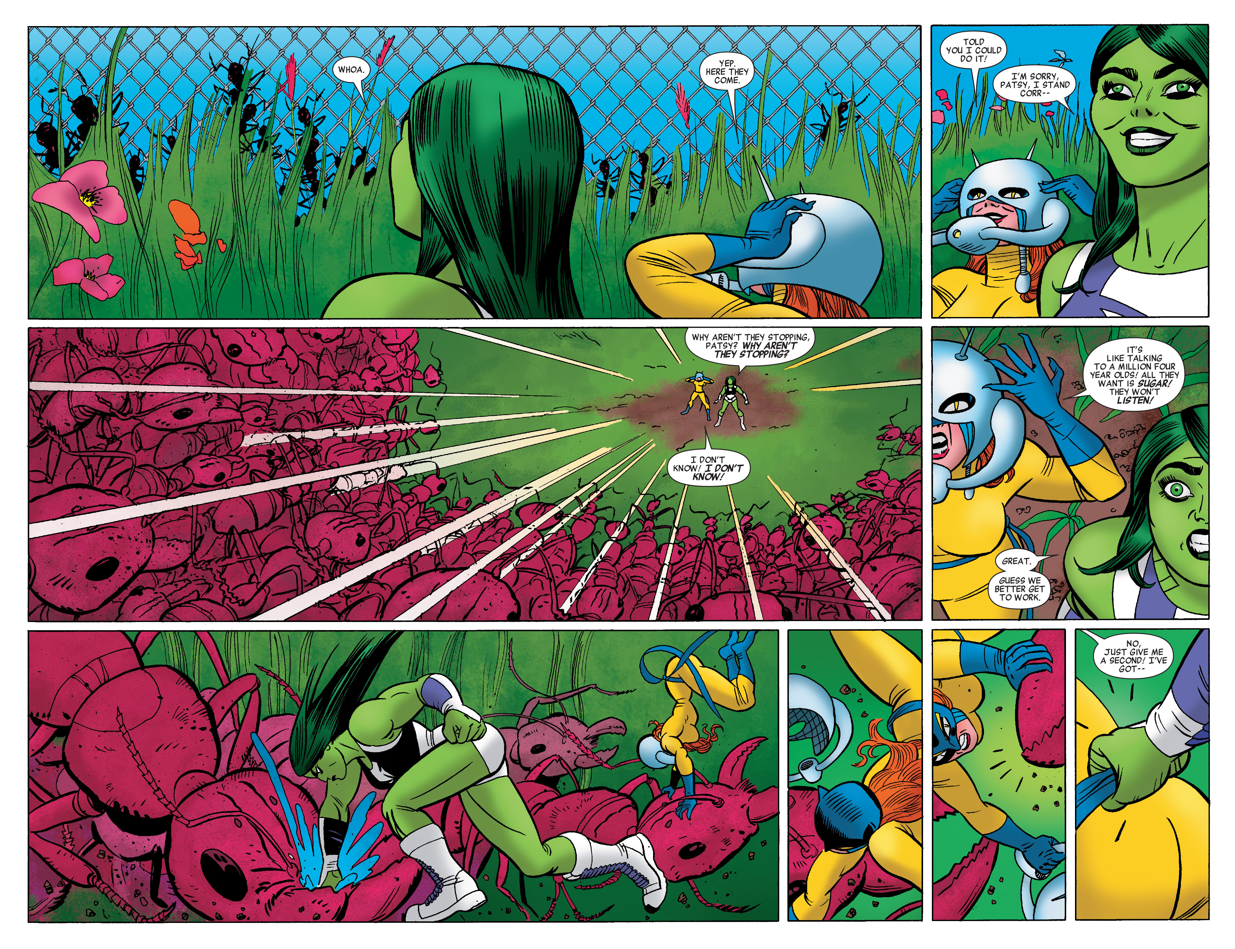Read online She-Hulk (2014) comic -  Issue #7 - 11
