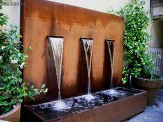 Modern Wall Fountains 4