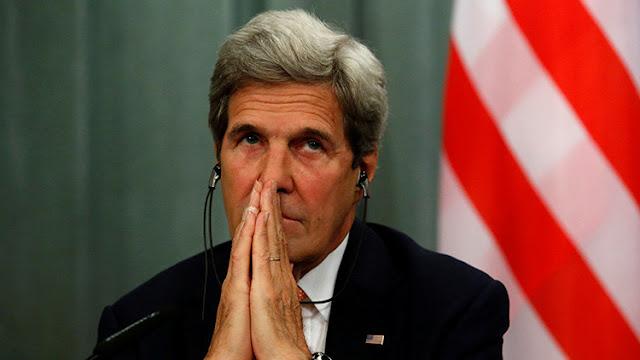 Kerry llama a su homólogo turco para asegurarle que EE.UU. no tiene nada que ver con intentona