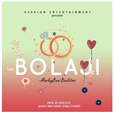 Bolaji (Nellyvic_2018) by Marleybwoi