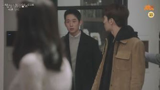 Sinopsis Pretty Noona Who Buys Me Food Episode 3 Part 1