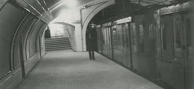 Fotografías antiguas del Metro de Madrid