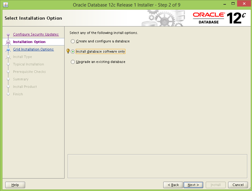 How To Install Oracle Using Xmanager