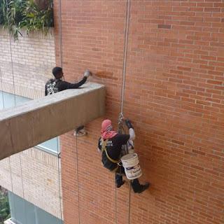 Trabajos verticales: comunidades de vecinos