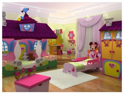Cuarto infantil Minnie
