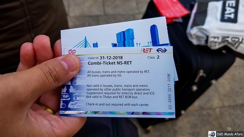 Bilhetes de ônibus em Hook of Holland - De Londres a Amsterdam: como fazer o trajeto de navio