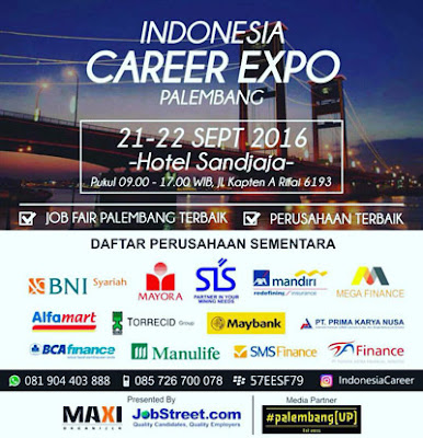 Indonesia Career Expo – Palembang