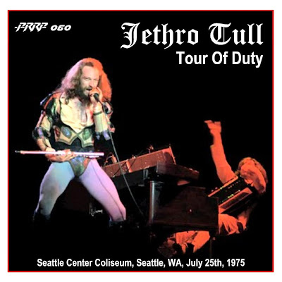 Jethro Tull 1975-07-25 Seattle EX+AUD FLAC (Newest PRRP