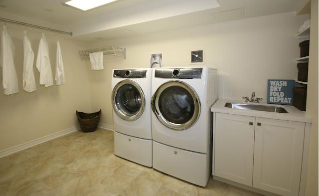 Mississauga Laundry Room Reno