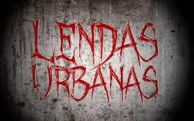 Lendas urbanas, contemporâneas, mitos urbanos