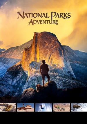 Poster National Parks Adventures 2016