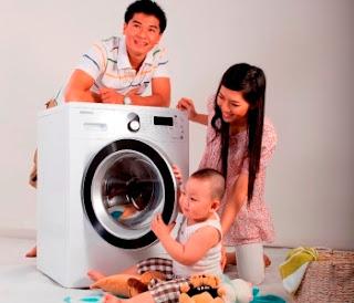 máy giặt lồng ngang fagor
