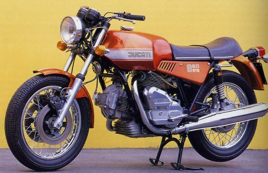 DUCATI Workshop Manuals Resource: DUCATI 860GT 860GTS 19741979 Repair Workshop Manual