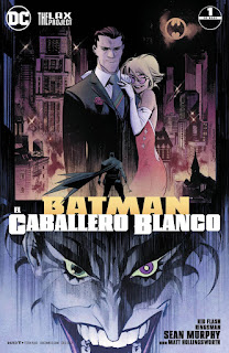 Batman - Caballero Blanco