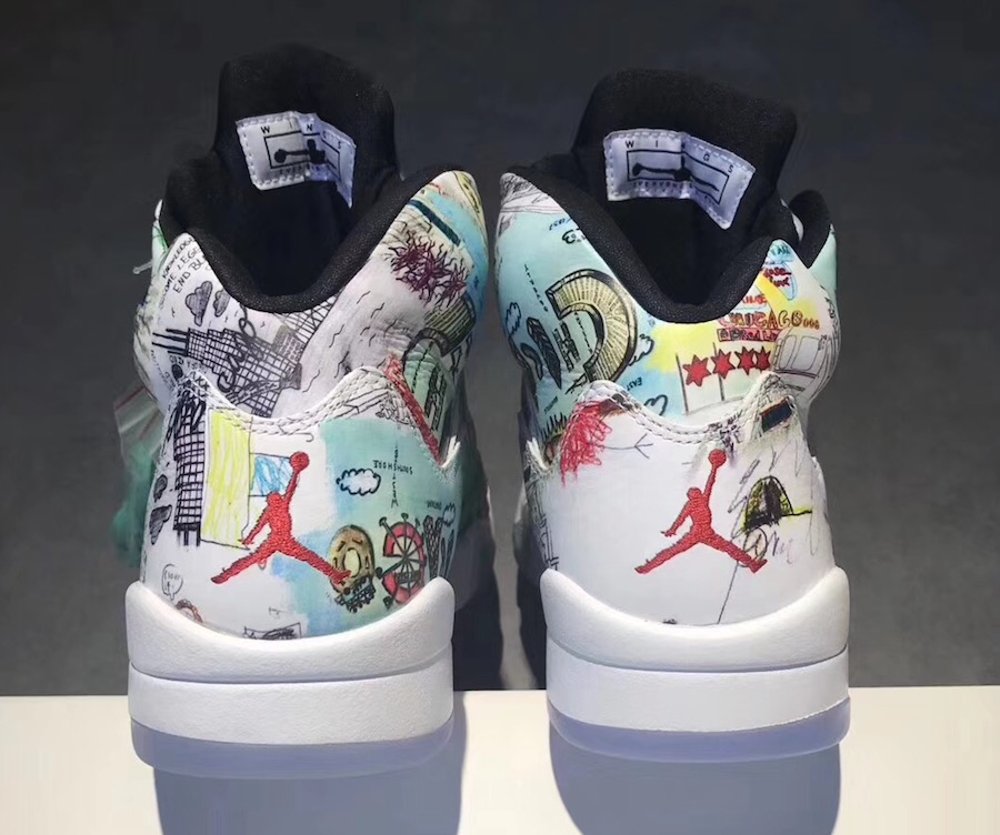97d553199 The shoe will be released this summer on the Nike site with a price around    200. The shoe so detailed makes sure that it will certainly be very  limited.