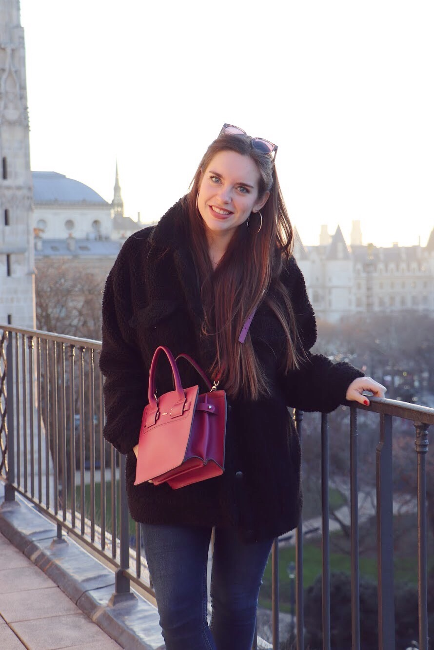 look blogueuse mode paris