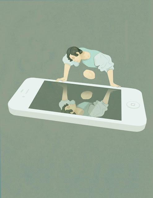 La triste realidad de la vida moderna