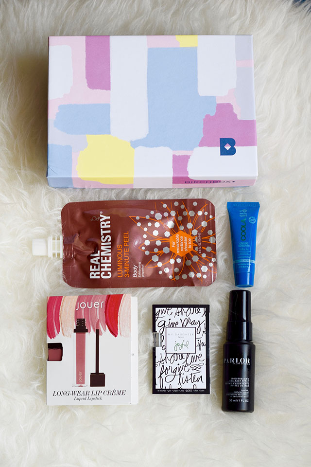 May Birchbox, Beauty Blog, Subscription Box