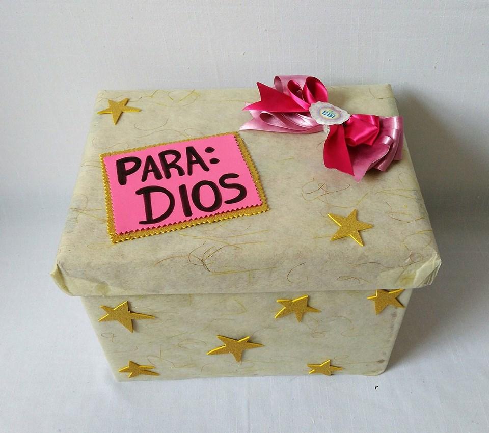 Recurso - Regalo para Dios ~ EBI Mexico