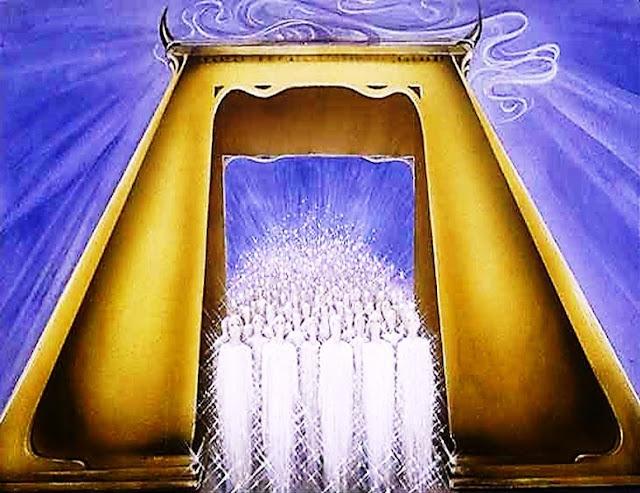 Resultado de imagem para almas debaixo do altar da perseguição-fotos